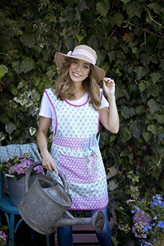 Delantal de jardinería modelo Emma . Marca Vintage Gardens