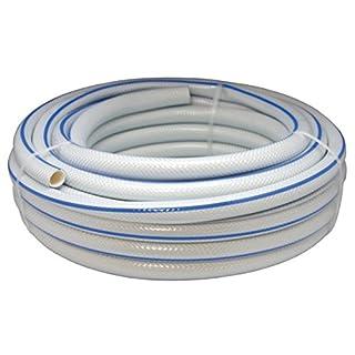 Aqua Control 51515–Pack von 5Schlauch Garten, Weiß