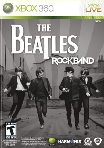 Xbox 360 The Beatles: Rock Band - Software Only by Electronic Arts (Beatles Band 360 Rock Für Xbox)