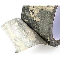 zhang-hongjun,Rouleau de Camouflage en Tissu de Coton 10M pour Les Jeux extérieurs(Color:Camouflage NUMÉRIQUE)