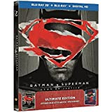 Batman v Superman: Dawn of Justice Steelbook – Ultimate Edition