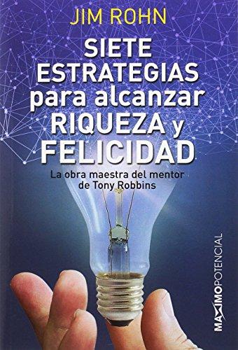 Libro 7 estrategias para alcanzar riqueza y felicidad