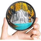 ESDDI Filtro ND1000 77mm, Filtro 77mm de Densidad Neutra para Objetivos Nikon, Canon, Sony