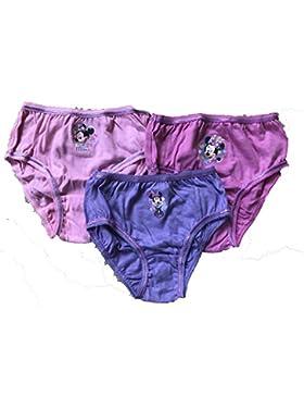 Calzoncillos de ropa interior para personajes de niñas y niños de entre 18 meses y 8 años