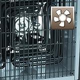 Einhell Elektro Heizer EH 3000 (3000 Watt, 2 Heizstufen und Ventilatorbetrieb, Thermostat, Spritzwasserschutz, Tragegriff, robustes Gehäuse) Test