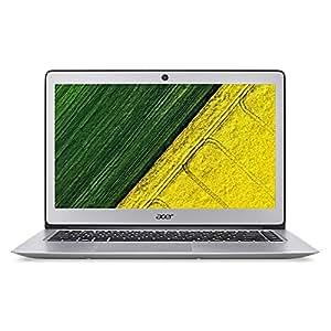 Acer Swift SF314-51 14-Inch Notebook - (Silver) (Intel Core i5-7200U, 8 GB RAM, 256 GB SSD, Windows 10 Home)