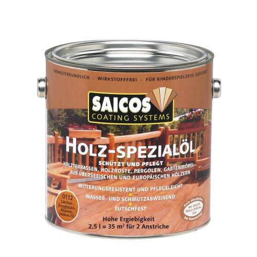 Saicos 0112 500 Holzspezialöl