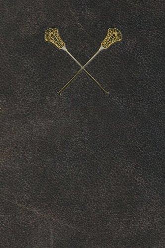 Monogram Lacrosse Journal: Volume 59 (Monogram Aged 365 Lined) por N.D. Author Services