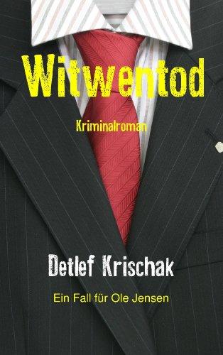 Buchseite und Rezensionen zu 'Witwentod: Humorvoller Krimi mit viel Sprachwitz' von Detlef Krischak