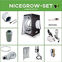Growset Dark Box 100 Komplettset Vorschaltgerät VSG Natriumdampf NDL Dual 400W