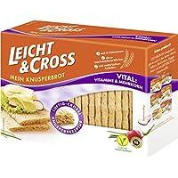 Leicht&Cross Knusperbrot Vital, 125 g