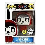 Coco POP! Films vinyle Figure Miguel GITD Glow in Dark Exclusive 9 cm