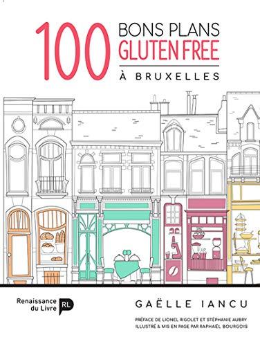 Les 100 bons plans gluten free à Bruxelles