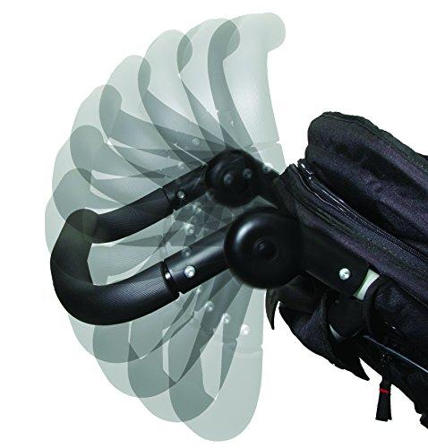 Mountain Buggy Evolution Duet Flint inkl. Regenschutz - 10