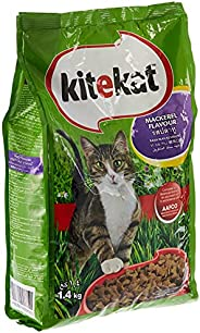 طعام القطط ماكريل من كايتكات - 1.4 كغم