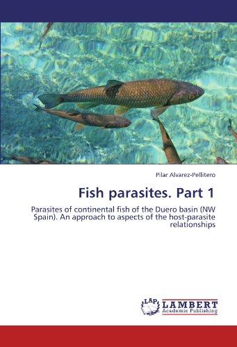 Fish parasites. Part 1 por Pilar Alvarez-Pellitero