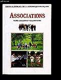 Associations : Textes législatifs et réglementaires (Journal officiel de la République française)