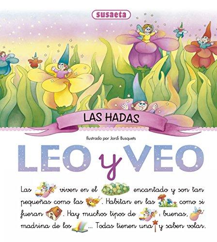 Hadas (Leo Y Veo...) por Equipo Susaeta
