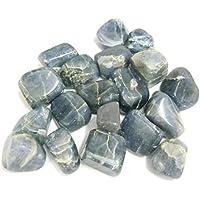 Beautiful 400Gramm Iolith Trommelstein Steine Reiki Positive Energie Crystal Healing Wellness Feng Shui Geschenk... preisvergleich bei billige-tabletten.eu