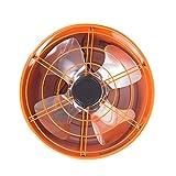 Ventilator Ventilator 10 Zoll / 14 Zoll / 16 Zoll Zylinderrohr Starke Kraft Abluftventilator Hohe Energie Industrie Küche Dunstabzugshaube (größe : 14inch)
