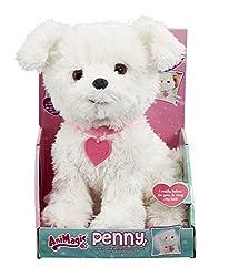 Animagic 31245.4300 - Penny - Mein niedlicher Hundewelpe, weiß