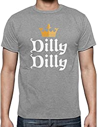 Green Turtle T-Shirts Dilly Dilly Gold Crown ST. Patrick's Day T-Shirt