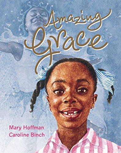 Amazing Grace por Mary Hoffman
