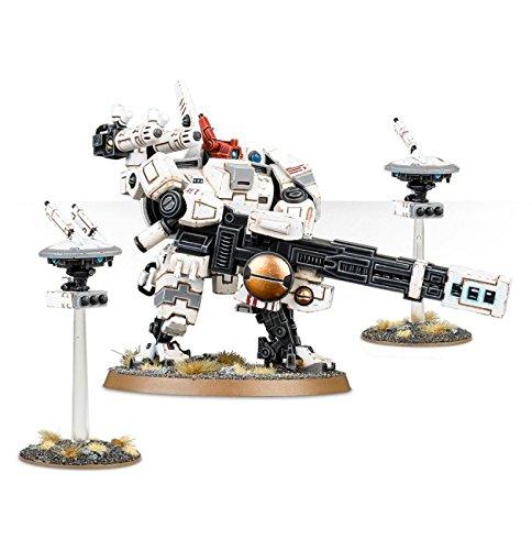 Games Workshop 99120113063 Tau Empire Xv88 - Kit de plástico para Batalla, diseño de Battlesuit 1