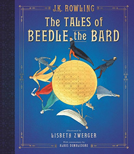 The Tales of Beedle the Bard: The Illustrated Edition (Harry Potter) por J. K. Rowling