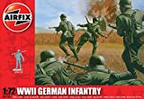Airfix A01705 WWII German Infantry 1:72 Scale Series 1 Plastic Figures