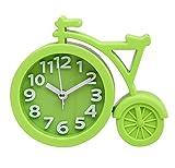 KItipeng Réveil en Ligne,Reveil Matin,Réveil de Voyage, Créatif Cartoon Mute Bike...