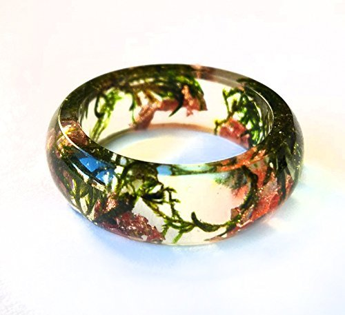 resin-ring-terrarium-natural-green-moss-and-copper-flakes-evergreen-gift
