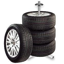 Torrex 30047 ALU Felgenbaum bis 225mm Reifenbreite mit Reifenschutzhülle