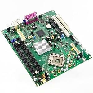 Dell - Carte mère motherboard optiplex 755 dt ddr2 socket 775 0dr845 wx729 genuine