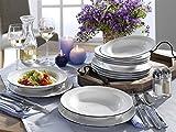 Friesland Jeverland Kleine Brise Tafel-Set 12 tlg Tafelservice Service