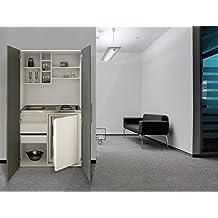 Respekta Single Büro Pantry Küche Miniküche Schrankküche ...