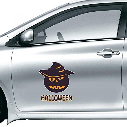 DIYthinker Halloween-Mr-Kürbis-Auto-Aufkleber 40Cm
