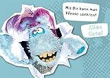 Postkarte A6 +++ WIWALDI von modern times +++ PFERDE STEHLEN - HORST-PFERDINAND +++ MODERN TIMES bigSmile Entertainment GmbH/WIWALDI