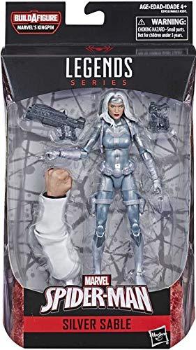 Collector Avengers Legends Serie - Silver Sand - Bauen Sie eine Figur, Marvel's Kingpin (5), Action Figure, Ca. 6