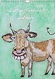 Lustige Tierbilder und mehr (Wandkalender 2019 DIN A4 hoch)