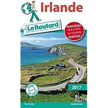 Guide du Routard Irlande 2017