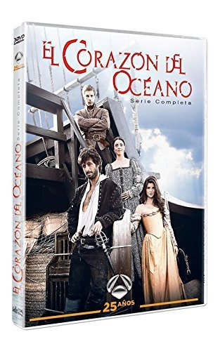 Produktbild El Corazón Del Océano (Serie Completa) 25 Aniversario A3- (All regions) Pablo Barrera,  Guillermo Fernandez Groizard.