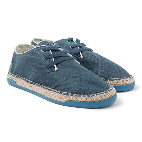 Lite Laced UP - Stone Wash Blue 041