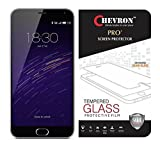 Chevron 2.5D Curved 0.3mm Tempered Glass for Meizu M2 Note