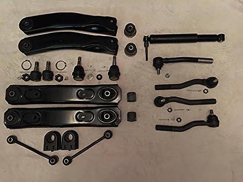 Baw Nty Federung vorne & Lenkung Reparaturset 21Teile Jeep Grand Cherokee WJ 99?04NUR Linkslenker.