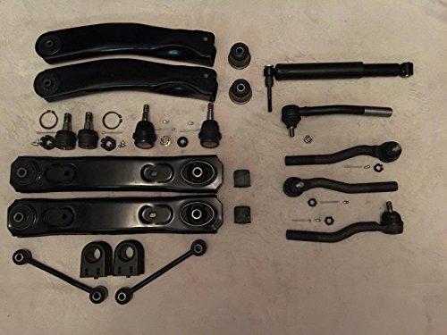 Preisvergleich Produktbild Baw Nty Federung vorne & Lenkung Reparaturset 21Teile Jeep Grand Cherokee WJ 9904NUR Linkslenker.