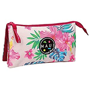 Joumma Live Aloha Estuches, 22 cm, Multicolor