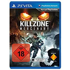 Killzone Mercenary – [PlayStation Vita]