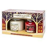Yankee Candle Duftkerzen-Set Weihnachten 2015 (2-teilig)
