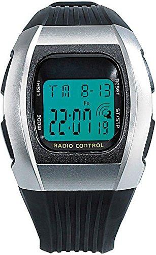 Pearl nc7065-944 - orologio da polso unisex, cinturino in plastica colore nero